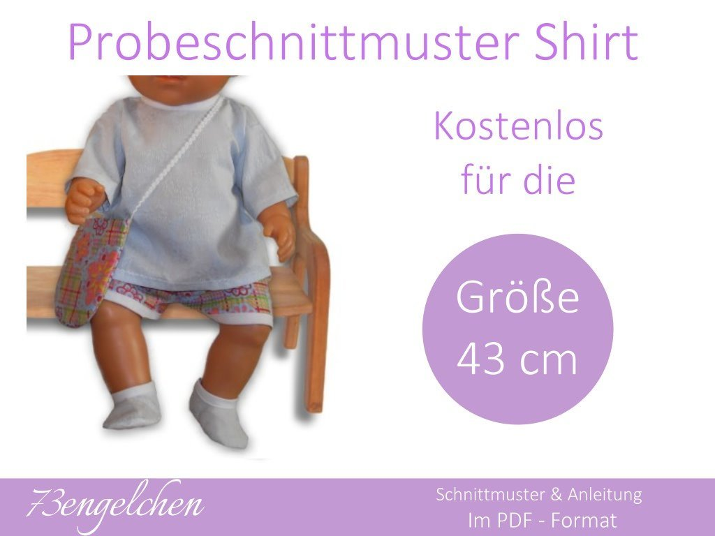 Baby downloaden schnittmuster kostenlos Über 60